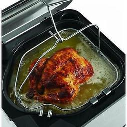 Butterball Turkey Fryer Pot Electric Fish Fry Deep Fryer Oil