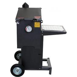 Cajun Fryer 4 Gallon Propane Gas Deep Fryer With Stand And 2