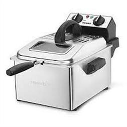 Cuisinart CDF-2004 qt Compact Deep Fryer