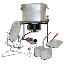 Outdoor Chef's Hot Tub 33,000 BTU Propane Cooker