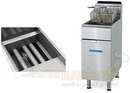Imperial Commercial Fryer Electric-Tube Fired Stainless Stee