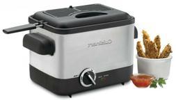 Cuisinart Compact Deep Fryer |CDF100C| 1,000W, 1.1L
