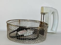 PRESTO COOL DADDY DEEP FRYER CORD-BASKET AND HANDLE ASSEMBLY