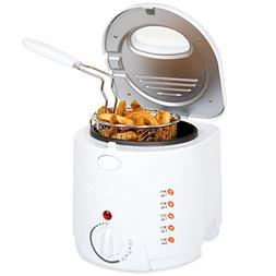 cool touch deep fryer