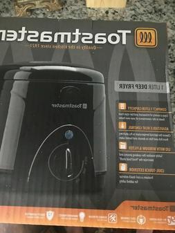 Toastmaster Deep Fryer, 1 Liter, Black *Brand New*