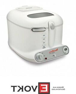 Moulinex Deep Fryer 3021 White Color Stainless Steel Genuine