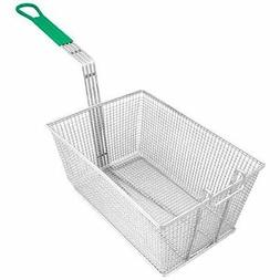 Vulcan Hart 418335-1 Deep Fryer Basket 9.25X13.25X 6 Heavy D