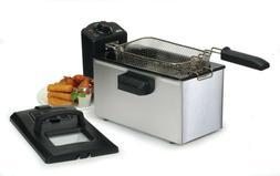 Deep Fryer Basket Modern Home Kitchen Electric Tank Fryer Co