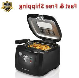 Deep Fryer Cool Touch with Basket 2 Liter Oil Capacity Elect