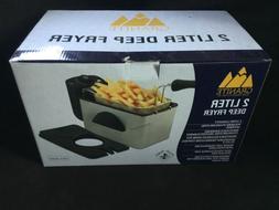 Granite brand Deep Fryer Electrical Appliance Oil 2 Liter Ca