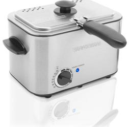 Farberware Deep Fryer Mini 1.1 Liter With Basket Small Kitch