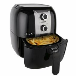 Deep Fryer without Oil Fry Tuesta Handle and Baking Capacity