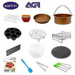 Deep Fryer Parts & Accessories Air 8 Inch XL,for Gowise Phil