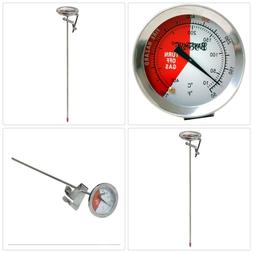 Deep Fryer Thermometer Turkey Stainless Steel For Commercial