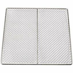"Deep Fryer Tube Screen Grate 12 1/2"" x 12 1/2"""