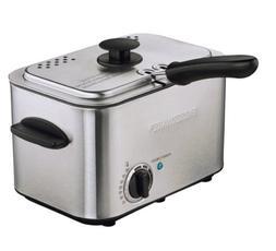 Deep Fryer with Dishwasher Safe Basket Farberware 1.1 Liter