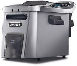 DeLonghi D44528DZ Livenza Deep Fryer With EasyClean System