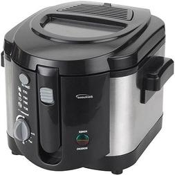 BRENTWOOD DF720 Brentwood 8 Cup Deep Fryer 1200w