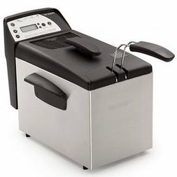 Presto Digital ProFry Immersion-Element 9-Cup Deep Fryer