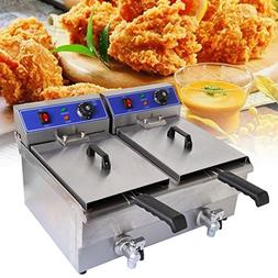 XuanYue Electric Commercial Deep Fryer Countertop Fryer With