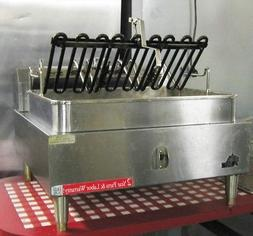 Star Electric Counter Table Top Deep Fryer 30 lb pound Snap