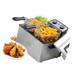 Secura Electric Deep Fryer 1800W-Watt Large 4.0L/4.2Qt Profe