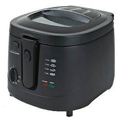 Brentwood Electric Deep Fryer 2.5ltr - Black