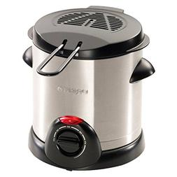 Presto® Electric Deep Fryer - Silver - 05470