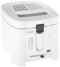 Delonghi F13205 Electric Deep Fryer, 1200-watt, 220-volt, Wh