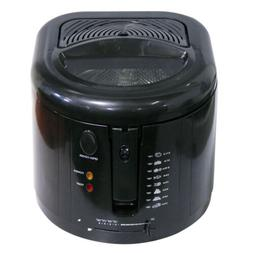 BEIDA ELECTRIC DEEP FRYER BDZ2 1600W 2QT CAPACITY BLACK