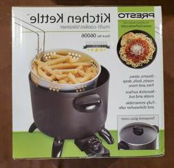 electric deep fryer home restaurant kitchen kettle