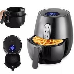 Electric Deep Fryer Oven No Oil Air Fryer 3.6L Digital Touch