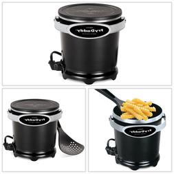 Electric Deep Fryer Temperature Automatically Maintained Sma
