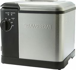 Extra Large 14-lbs. Food Capacity Electric Faberware Chicken