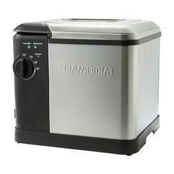 Extra Large Capacity Deep Fryer – Cooks Up to 14-lbs. of F