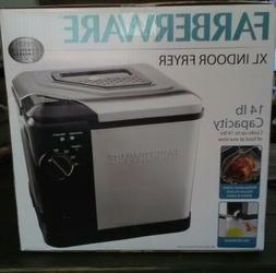 FARBERWARE EXTRA LARGE CAPACITY DEEP FRYER *NewinBox