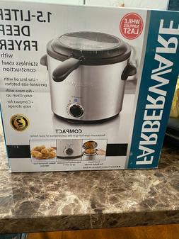 Faberware 1.5 liter deep fryer