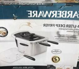 Faberware 4 Liter Deep Fryer