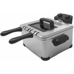 Frigidaire FDDF1002 St Steel 220 Volt 4L Deep Fryer 220V 240
