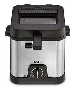 T-fal® FF492D51 Compact Deep Fryer