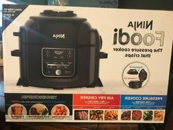Ninja Foodi TenderCrisp Pressure Cooker Black OP300 IN HAND