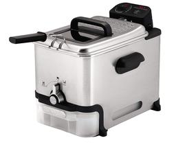 FR8000 Deep Fryer with Basket, Oil Fryer with Oil Filtration