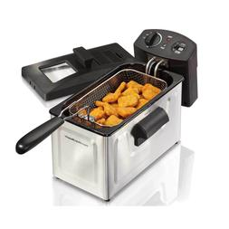 Free Ship Hamilton Beach 12 Cup Oil Capacity Deep Fryer