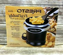 Presto Fry Daddy Electric Deep Fryer 21-671 4 Cup Oil Capaci