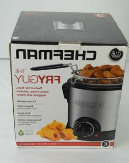 Chefman Fry Guy RJ07-M-SS