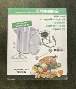 King Kooker Fry, Boil and Steam Outdoor Cooker