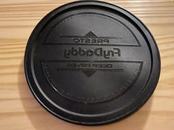 Presto FryDaddy Deep Fryer Lid Black
