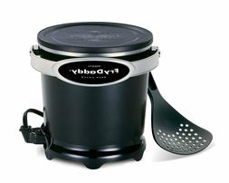 Presto FryDaddy Electric Deep Fryer Small Kitchen Appliances