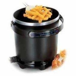 Presto FryDaddy Plus Electric Deep Fryer W