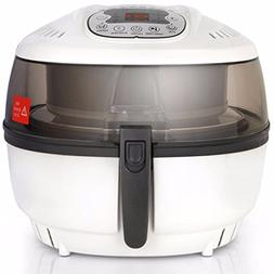 GHP Home 8 Program Electric Air Turbo Fryer with Built-in Ti